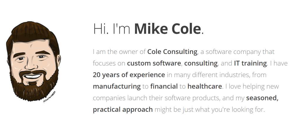 Cole Consulting