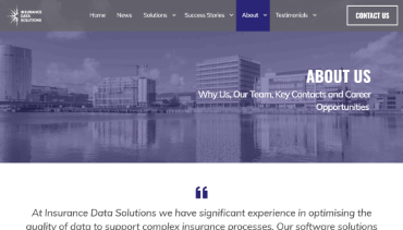 Insurance Data Solutions